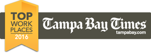 Top Workplaces in Tampa Bay Logo